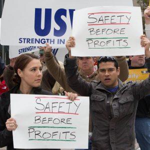 Safety Before Profits