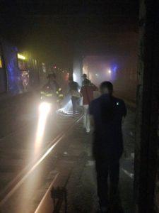 Subway derailment blamed on worker error