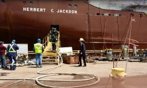 Fraser Shipyards OSHA