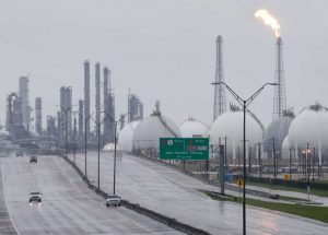 harvey chemical plants hurricanes