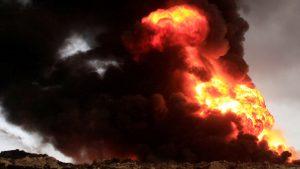 explosion gas osha
