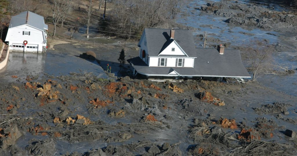 Dying from coal ash exposure