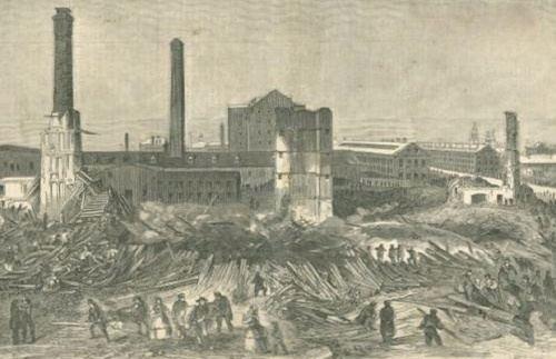 Pemberton Mill
